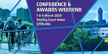 Scottish Cycling Conference and Awards Weekend tickets