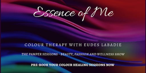 EssenceofMe Colour Therapy @ the Pamper Sessions (Christmas Edition)