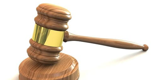 November 24 - General Meeting – Why is the Role of a Judge Important?