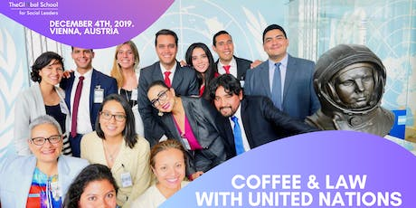 Coffee & Law with United Nations Tickets