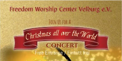 Christmas All Around The World Concert