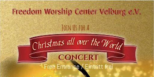 Christmas All Around The World Concert
