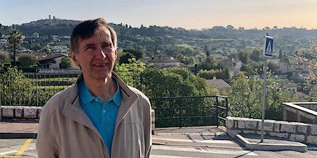 Formation à l'intuition, l'énergie et aux soins énergétiques avec Gérard Railhet billets