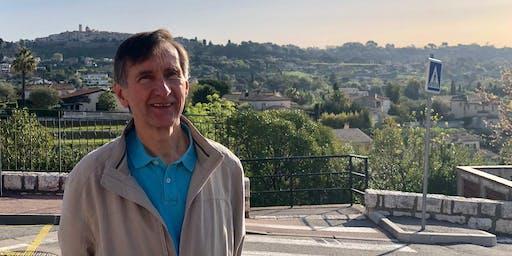 Formation à l'intuition, l'énergie et aux soins énergétiques avec Gérard Railhet
