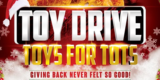 Toys for Tots: Toy Drive Party