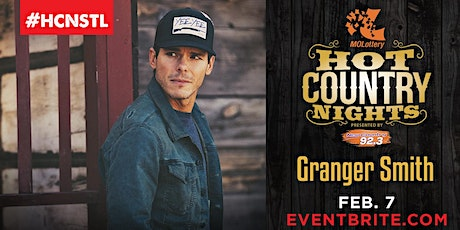 Hot Country Nights: Granger Smith featuring Earl Dibbles Jr tickets