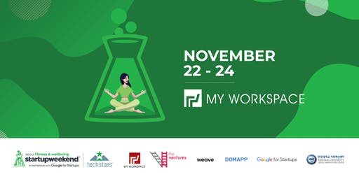 Techstars Startup Weekend Seoul Fitness & Wellbeing