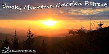 Smoky Mountain Creation Retreat tickets