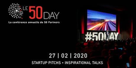 50 Day 2020 billets