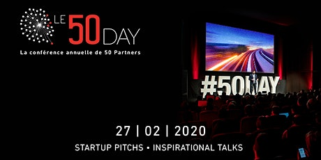 50 Day 2020 billets