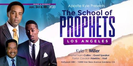 Apostle Kyle Presents...The School of Prophets: Los Angeles tickets