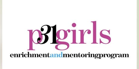 P31girls Enrichment and Mentoring Program tickets
