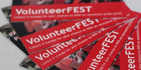 January 2020 VolunteerFEST- Community Partner Table Registration tickets