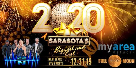 THE Sarasota New Years Eve Party tickets