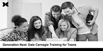 Generation.Next: Dale Carnegie Training for Teens