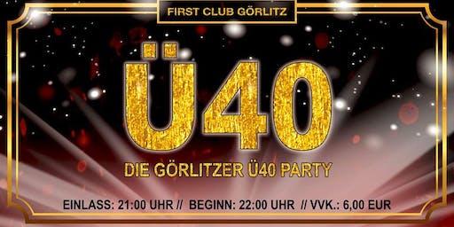 Die Görlitzer Ü40 Party