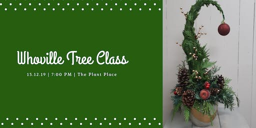 Whoville Tree Class **SOLD OUT**