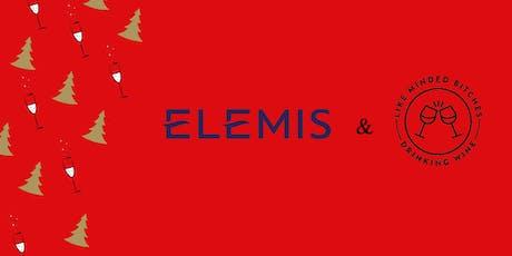 Elemis X LMBDW: Christmas Event tickets