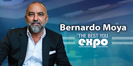 Bernardo Moya at The Best You EXPO 2020, Los Angeles tickets