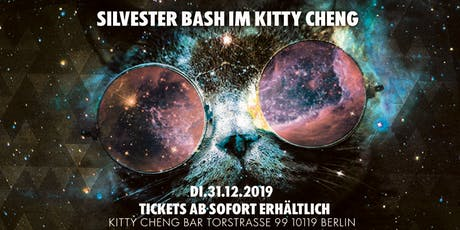 Silvester Bash im Kitty Cheng tickets