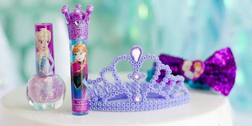 FROZEN 2 PAMPER + PLAY WITH ELSA