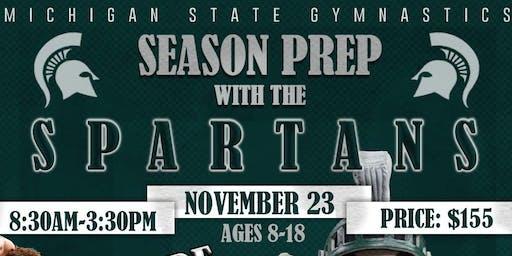 2019 Season Prep with the Spartans