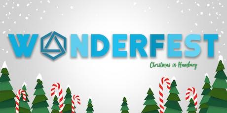 Christmas in Hamburg: Wonderfest tickets