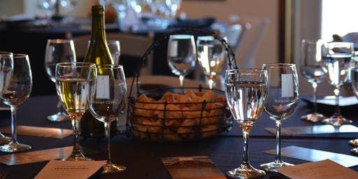 Winter Wine Dinner at Hickory Creek