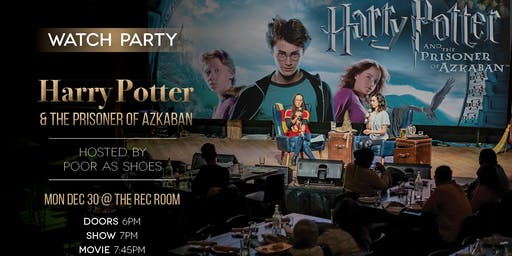 WATCH PARTY: Harry Potter and the Prisoner of Azkaban