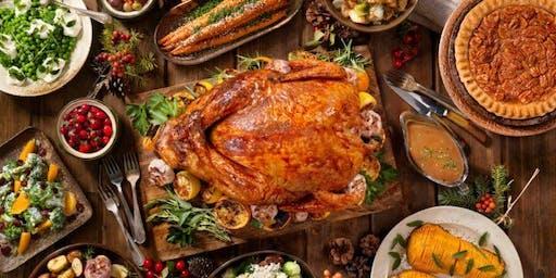 Texas State American Marketing Association Turkey Dinner