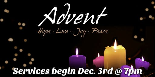 Advent Services 2019