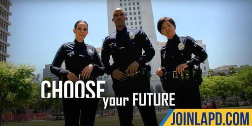Los Angeles Police Department Hiring Event