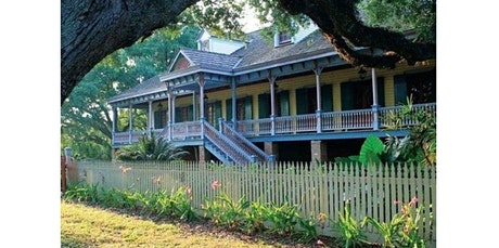 Laura Creole Plantation with Transportation  (02-28-2020 starts at 8:00 AM) tickets
