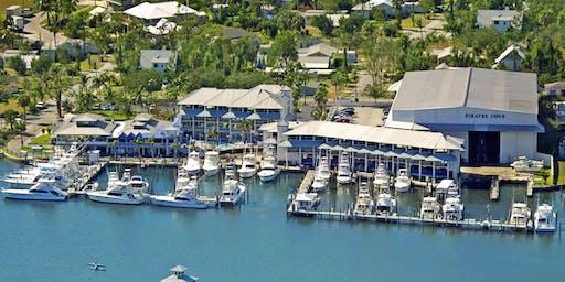 FBC of Palm Beach - Open House at Stuart - Pirate's Cove Marina