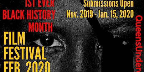 1st Ever Black History Month Multi-Genre Film Festival tickets