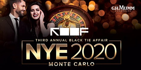 ROOF NEW YEAR'S EVE - MONTE CARLO PARTY tickets
