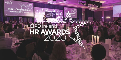 CIPD Ireland HR Awards 2020 - Recognising excellence in people management tickets