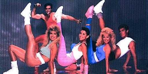 Heidi's Farewell Festive and 80's Inspired Shipshape Taster Fitness Class