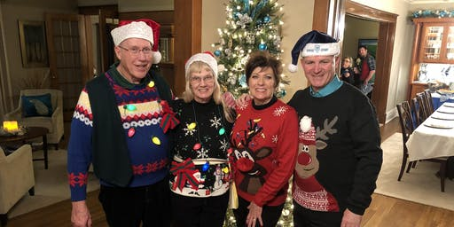Ugly Sweater Party & Holiday Open House