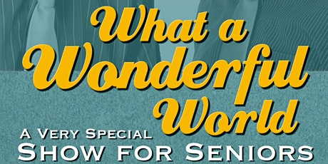 Deuces Wild Present: What a Wonderful World - 2pm Matinee tickets