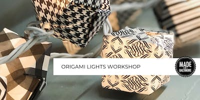 Origami Lights