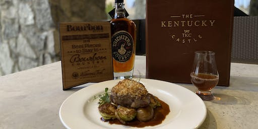 Michter's Lamb Dinner with Master of Maturation, Andrea Wilson @ The Kentucky Castle