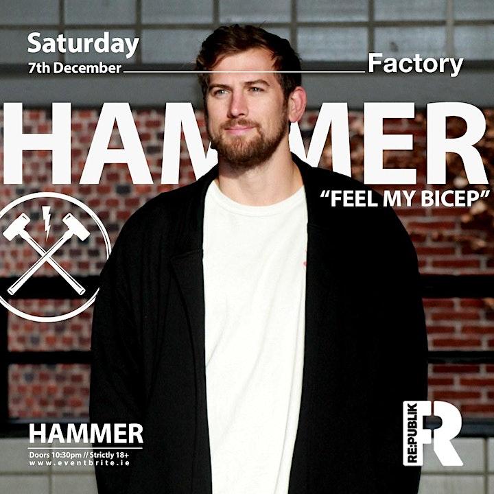 RePublik present Hammer (Feel My Bicep / Sulta Selects) image