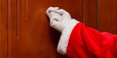 Sittingbourne, Coming together at Christmas doorknock