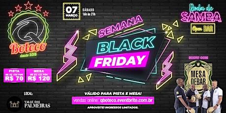 Q BOTECO - RODA DE SAMBA ingressos