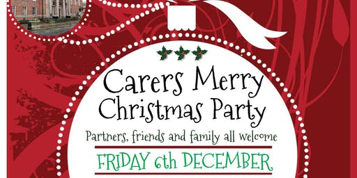Carers Merry Christmas Party