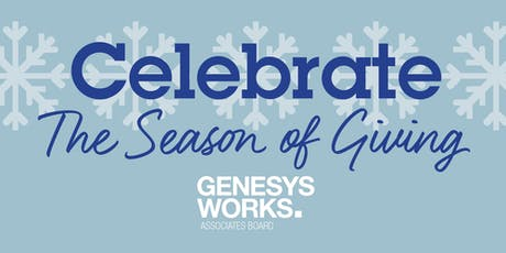 Genesys Works Holiday Party Fundraiser tickets