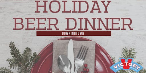 2019 Holiday Beer Dinner