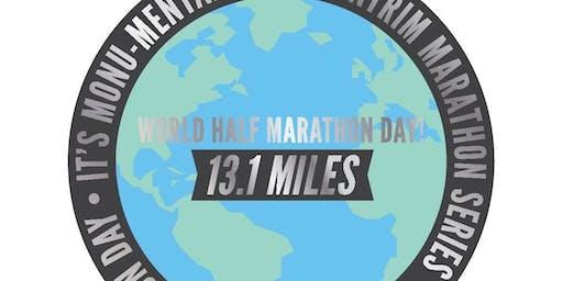 EAMS World Half Marathon Day 2020