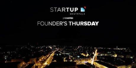 Founder's Thursday #3 2019 Tickets